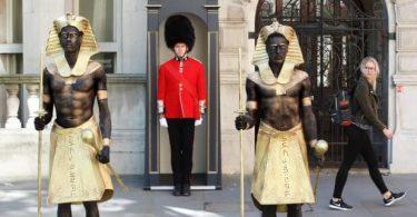 نمایشگاه King Tut در لندن: 285K بلیط قبل از افتتاح رسمی فروخته شده است