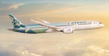 Etihad Airways- ը և Boeing- ը ներկայացնում են «Etihad Greenliner» - ը