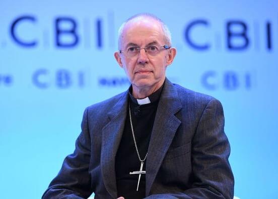 اسقف اعظم کنتربری: عیسی تحت سیستم جدید مهاجرت ویزای انگلیس نمی گیرد