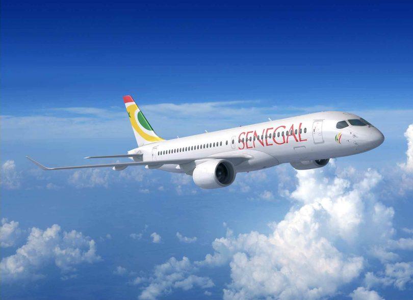 Ang Air Senegal aron mapalambo ang panon sa mga sundalo nga adunay walo ka Airbus A220s
