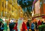 Helsinque, Budapeste e Bucareste são os principais destinos turísticos da UE para o Natal