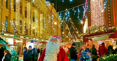 Helsinki, Budapest and Bucharest are top EU travel destinations for Christmas