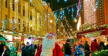 Helsinki: EU vertice in Sydney Aesculapio et in peregrinatione de Nativitate loca