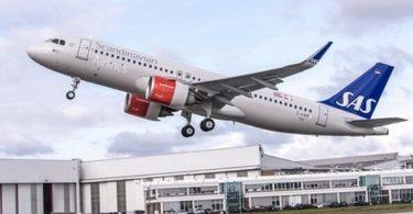 Heathrow jmenuje SAS nejlepší leteckou společností ve své třídě z hlediska hluku a emisí