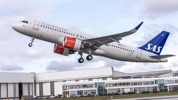 Heathrow je proglasio SAS najboljom zrakoplovnom kompanijom u klasi po performansama buke i emisija