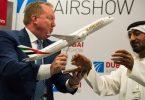 شرکت هواپیمایی امارات در معامله 30/787 میلیارد دلاری 9 فروند هواپیمای بوئینگ 8.8-XNUMX دریم لاینر سفارش داد