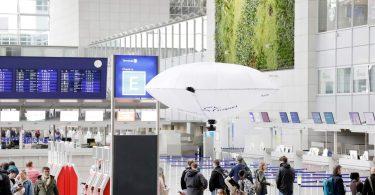 تختبر تقنيات Fraport و Hybrid-Airplane المركبة الجوية الهجينة