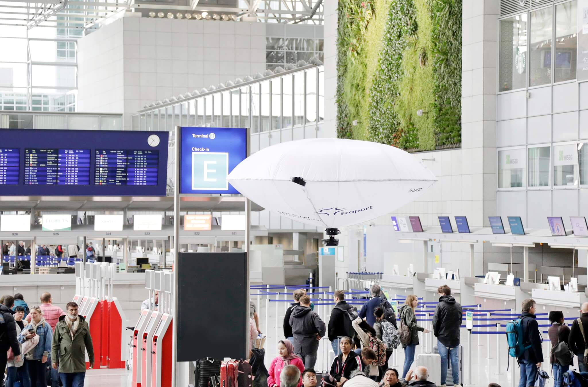 Fraport and Hybrid-Airplane Technologies testing hybrid aerial vehicle
