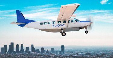 FLOAT- ը և Southern Airways Express- ը տեղափոխում են Լոս Անջելեսի երթևեկությունը