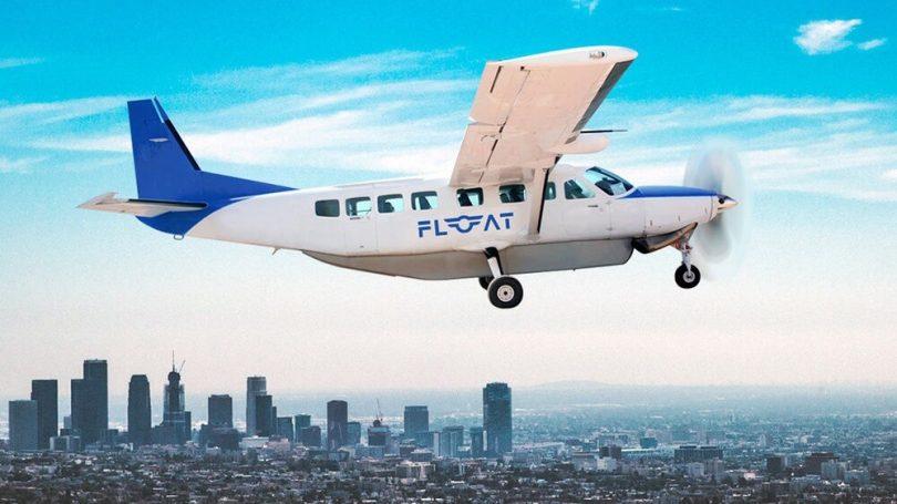 پروازهای FLOAT و Southern Airways Express از طریق ترافیک لس آنجلس پرواز می کنند