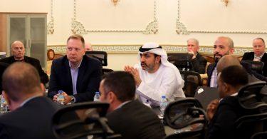 Die Flughäfen von Abu Dhabi begrüßen die US-amerikanische Zoll- und Grenzschutzdelegation