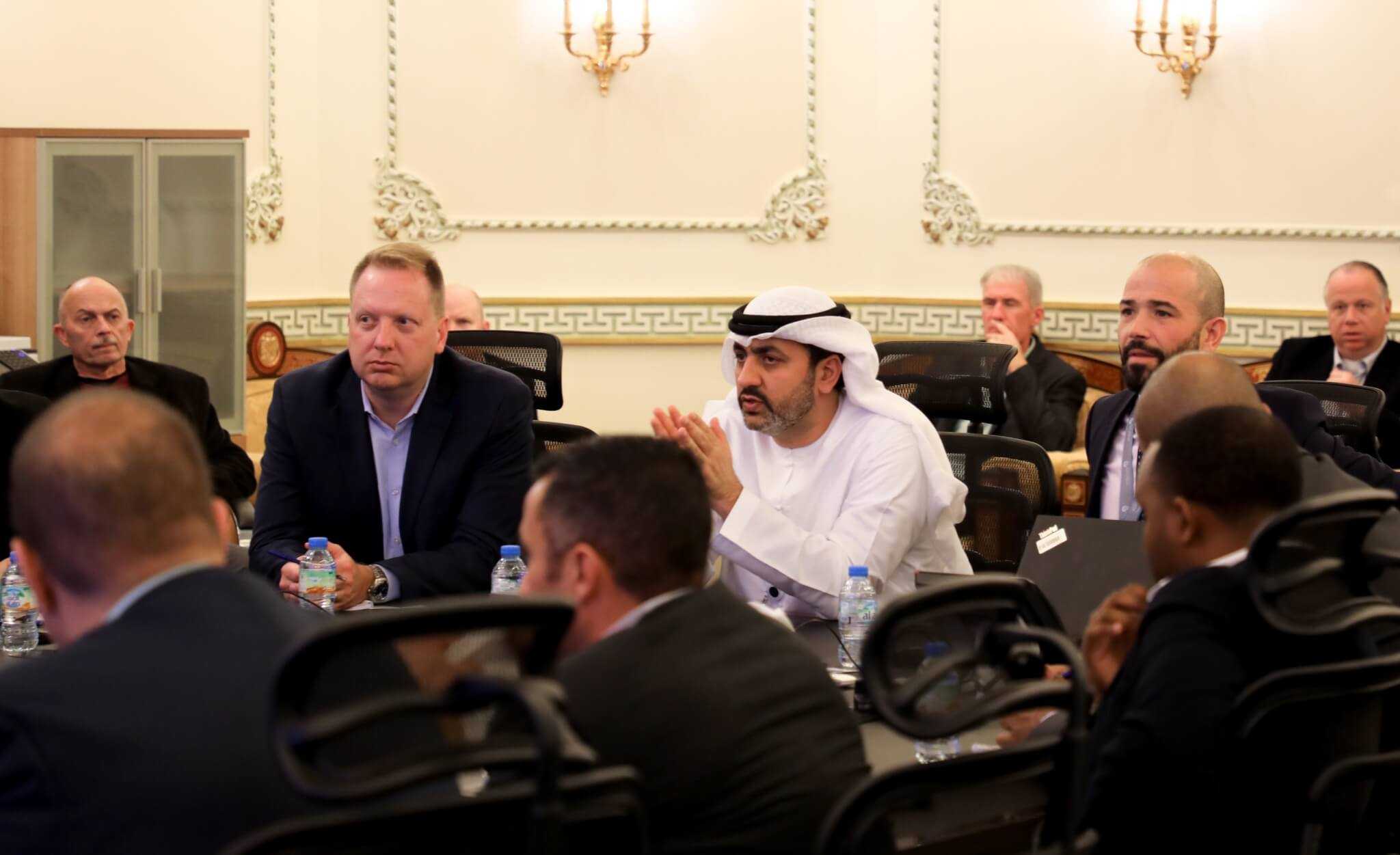 Abu Dhabi Airports welcomes U.S. Customs and Border Protection delegation