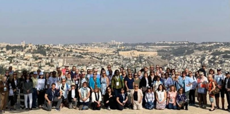 Reisebüros aus Nordamerika besuchen Israel