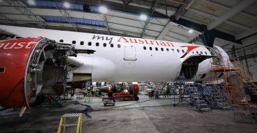 Czech Airlines Technics сключва споразумение за техническо обслужване с Austrian Airlines