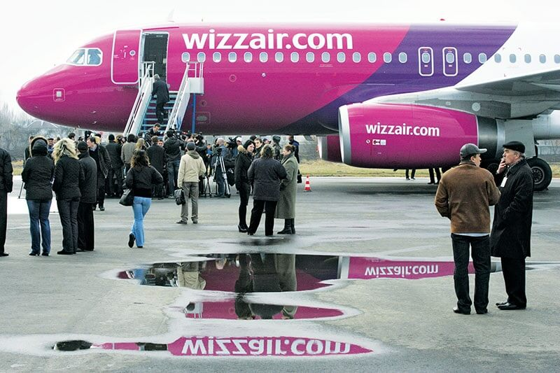 Wizzair: Welcome to Moscow…or Kiev…or something like that
