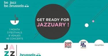 جازوري: بروكسل تضع موسيقى الجاز في دائرة الضوء في يناير