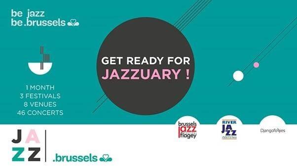 JAZZUARY: Brussel set jazz yn jannewaris