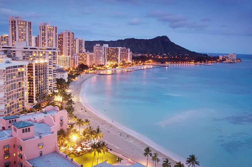 Hawaii Hotels: Revenue Down 70 Percent in November