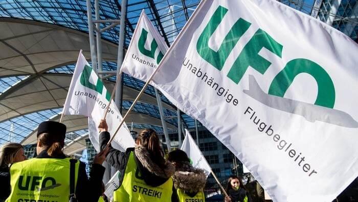 Lufthansa withdraws complaint against Ufo union