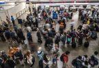 Die schlechtesten Tage und Routen, um über das Thanksgiving-Wochenende zu fliegen