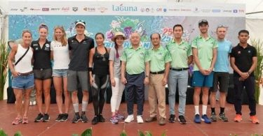 26th Laguna Phuket Triathlon make Southeast Asia's longest-standing triathlon race