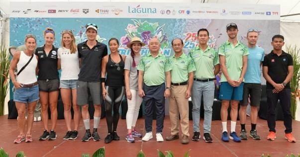26th Laguna Phuket Triathlon make mark as Southeast Asia's longest-standing triathlon race
