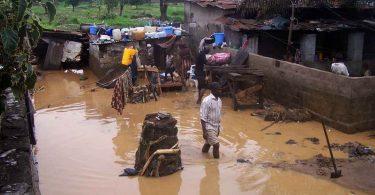 República del Congo: Estado de desastre natural declarado como inundaciones desplazan 50K