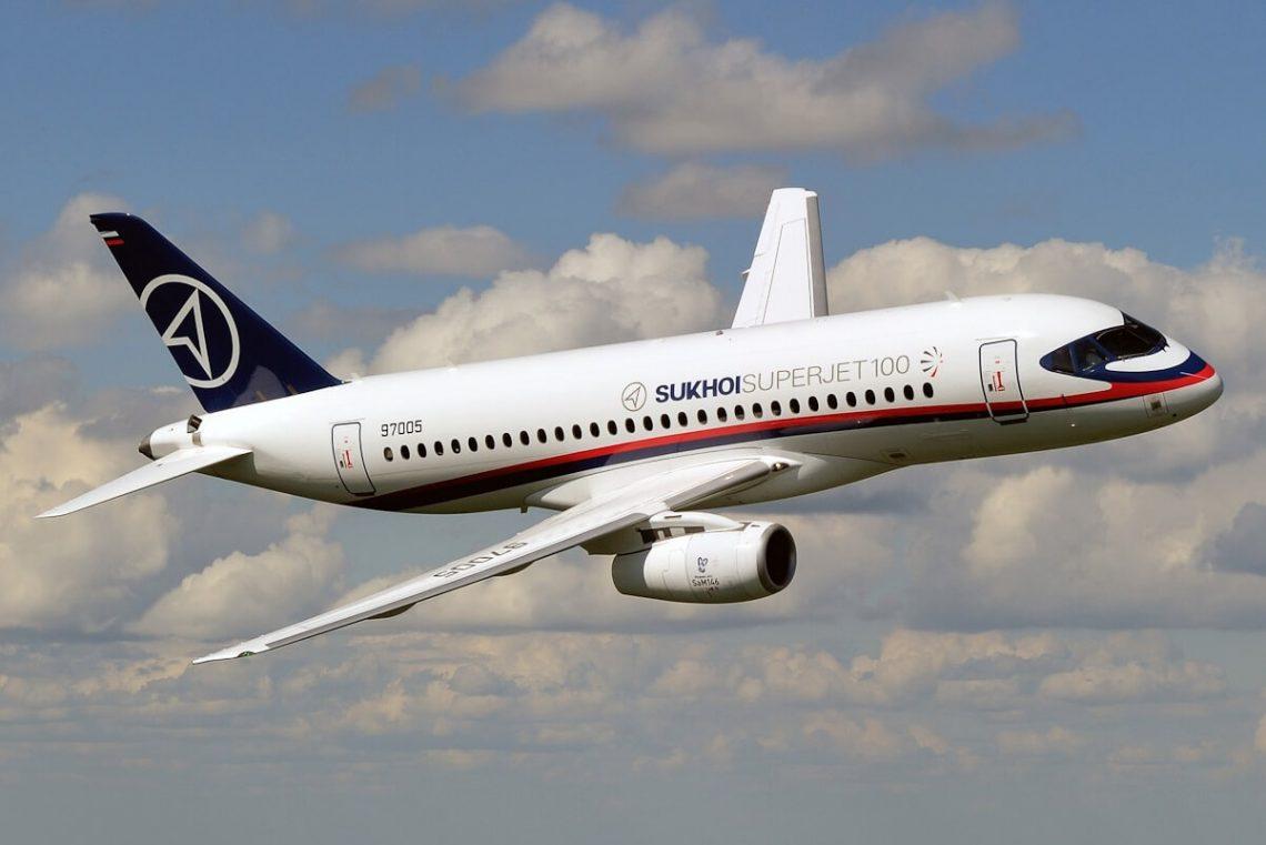 وزير روسي: النرويج مهتمة بشراء طائرات Sukhoi Superjet SSJ-100