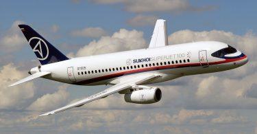 Руски министър: Норвегия се интересува от закупуване на самолети Sukhoi Superjet SSJ-100