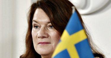 Ministro de Relaciones Exteriores sueco: P Suecia está a salvo