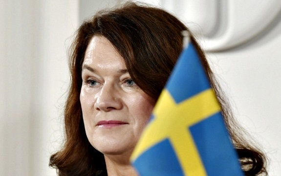 Swedish Foreign Minister: Sweden is safe to visit