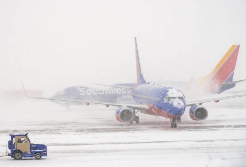 Southwest Airlines emite aviso de viaje a Denver