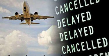 Stovky zrušených letů, tisíce uvázly v Itálii a ve Finsku