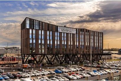 Le nouvel hôtel Novotel Christchurch Airport de 80 millions de dollars accueille les premiers clients