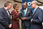 Бартлет предлага комуникационна стратегия за туристическа криза за Карибите ... Глобален център за устойчивост, който да формулира