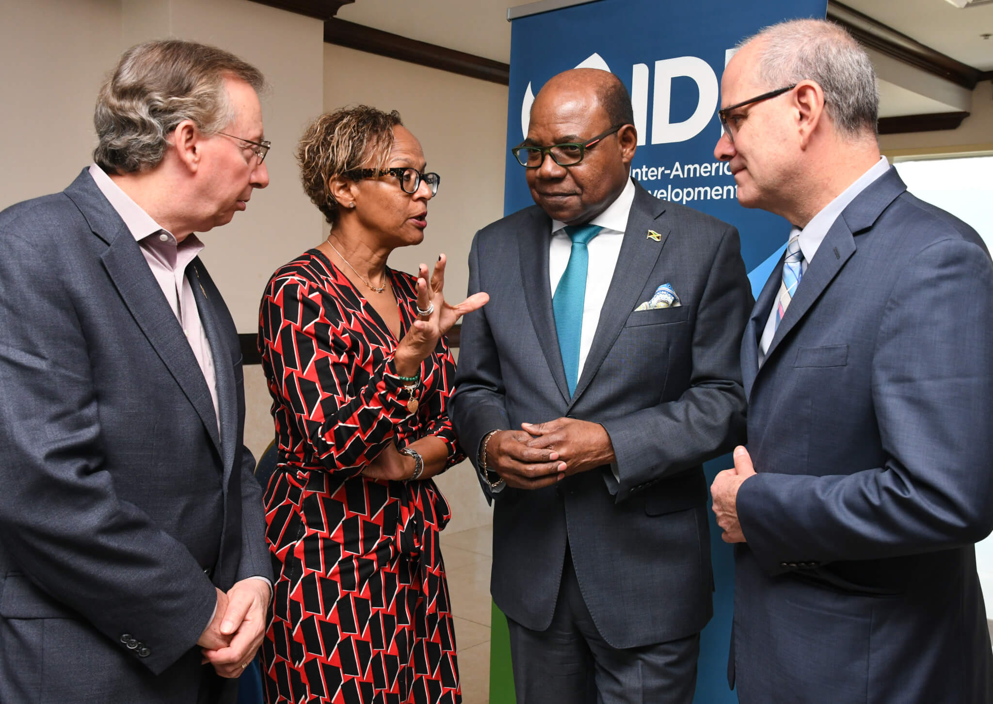Minister Bartlett proposes tourism crisis communication strategy for the Caribbean… Global Resilience Centre to formulate