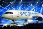 Rusland producerer 72 nye MC-21 passagerfly om året inden 2025