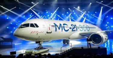 72 সালের মধ্যে রাশিয়া এক বছরে 21 টি নতুন এমসি -2025 যাত্রীবাহী বিমান তৈরি করবে