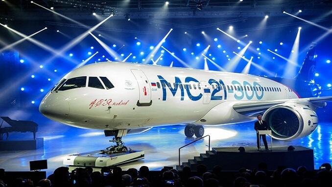 La Russie produira 72 nouveaux avions de passagers MC-21 par an d'ici 2025