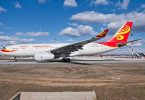 Hāʻawi ʻo Budapest Airport iā Hainan Airlines