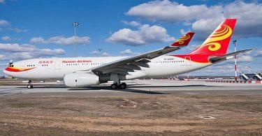 Летище Будапеща приветства авиокомпанията Hainan