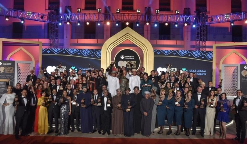 Musամփորդական լավագույն ապրանքանիշերը հայտնաբերվել են World Travel Awards Grand Final 2019-ում Մուսկատում