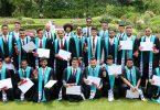 Студентите от Саудитска Арабия завършват програмата за контрол на въздушното движение в Нова Зеландия