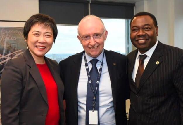 Το Συμβούλιο του Διεθνούς Οργανισμού Πολιτικής Αεροπορίας ανακοινώνει νέο Πρόεδρο