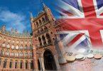 Hotel nel Regno Unito: inizio approssimativo per l'ultimo trimestre del 2019
