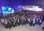 Airbus balafira 100mîn a A220-ê hilberandiye