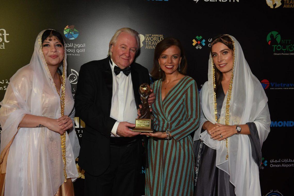 Madrid foi eleita o melhor destino de conferências e reuniões do mundo no World Travel Awards 2019