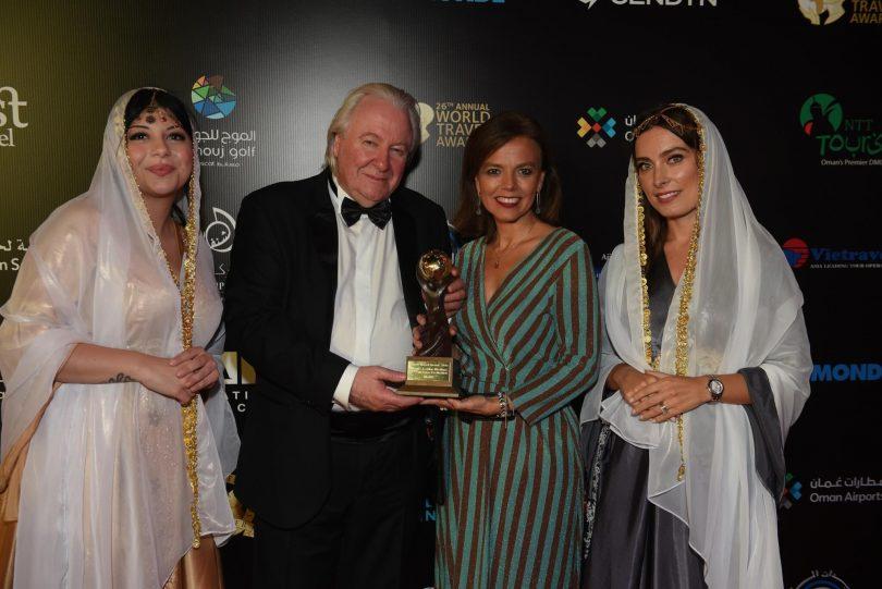 مادرید در جوایز جهانی سفر 2019 ، بهترین جلسات و مقصد کنفرانس جهان را معرفی کرد