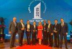 Os líderes de aviación de Asia Pacífico recoñecidos no evento CAPA en Singapur