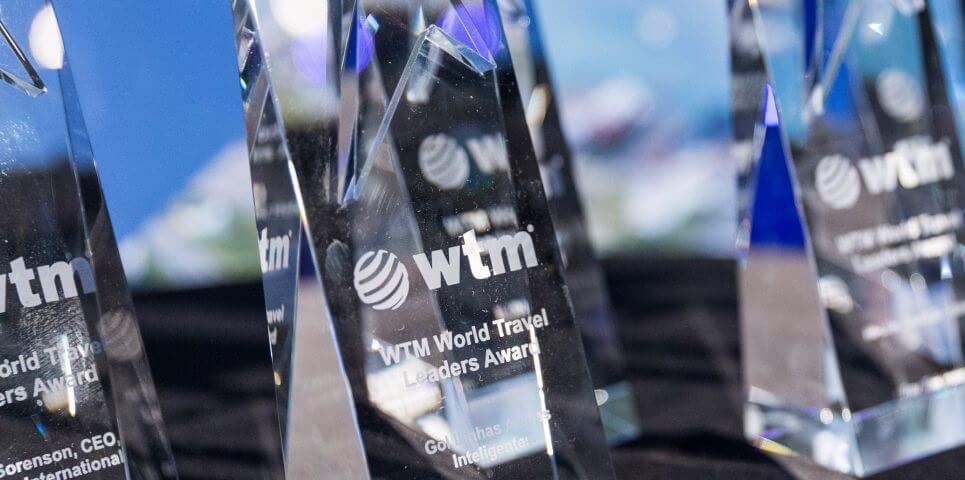 يكرم WTM London الأفضل في صناعة السفر